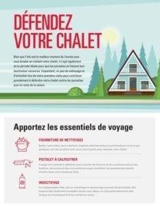 Cottage Checklist