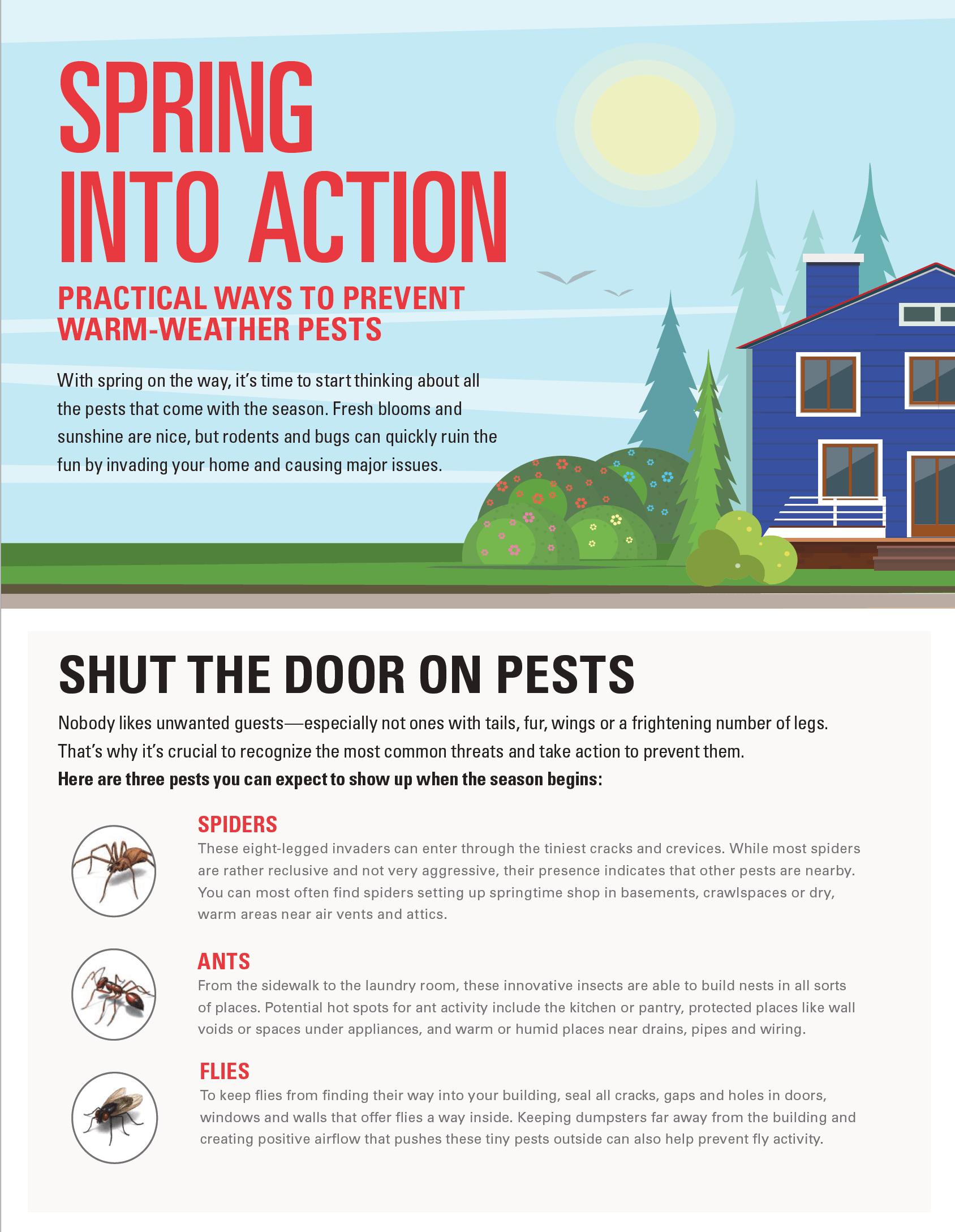 2020 Spring Pest Guide English