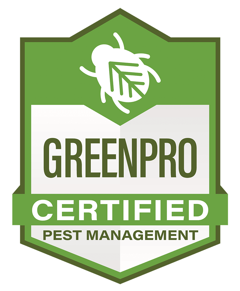 QualityPro's Greenpro certification badge
