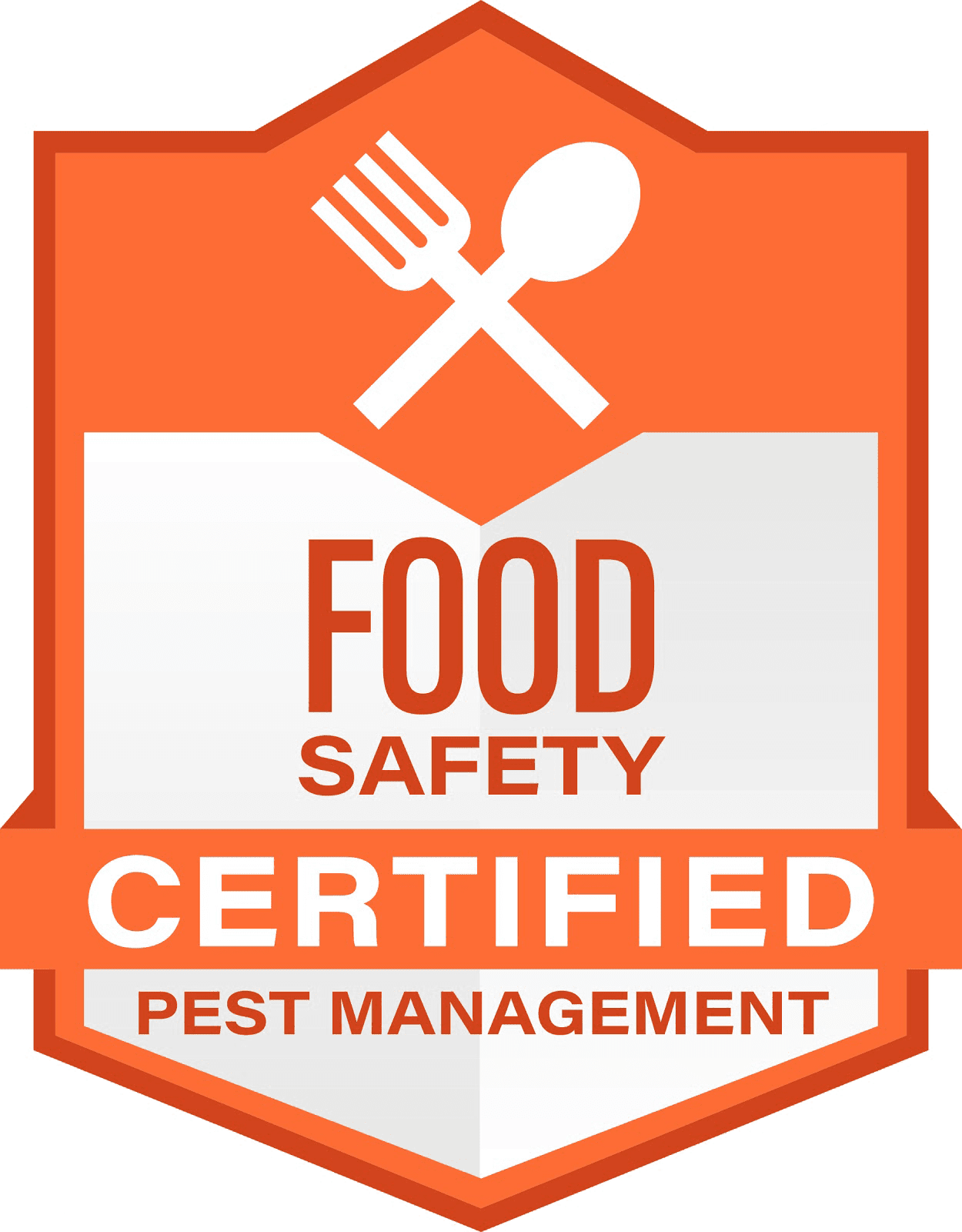 QualityPro Food Safety Certification Badge