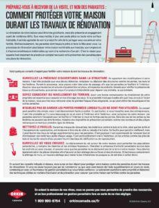 Pest Management Home RenovationFR